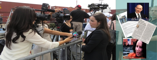 Publicity, media